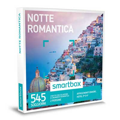 NOTTE ROMANTICA - Smartbox
