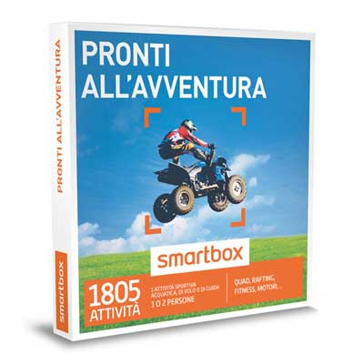 PRONTI ALL'AVVENTURA - Smartbox