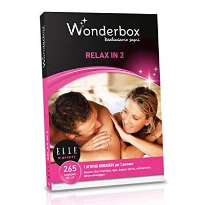 RELAX IN 2 - Wonderbox