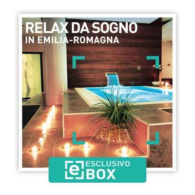 Relax da sogno in Emilia-Romagna - Smartbox