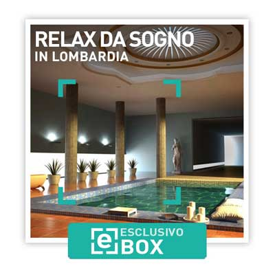 Relax da sogno in Lombardia - Smartbox
