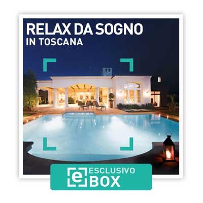 Relax da sogno in Toscana - Smartbox