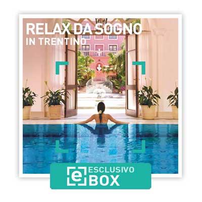 Relax da sogno in Trentino - Smartbox