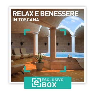 Relax e benessere in Toscana - Smartbox