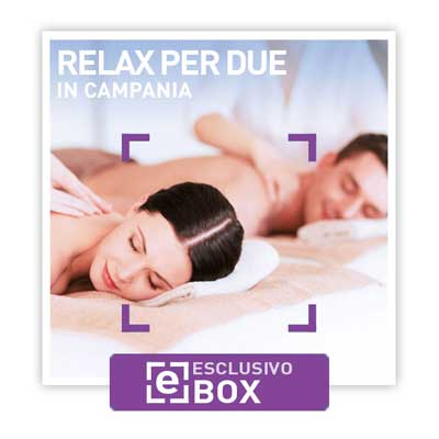 Relax per due in Campania - Smartbox