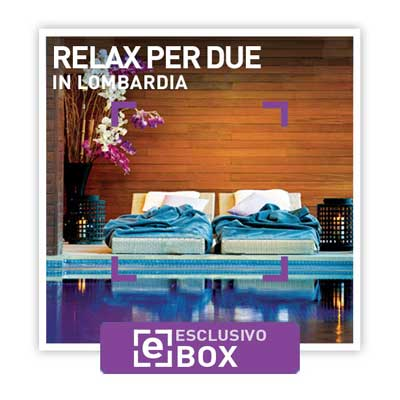 Relax per due in Lombardia - Smartbox