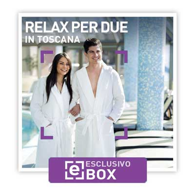 Relax per due in Toscana - Smartbox