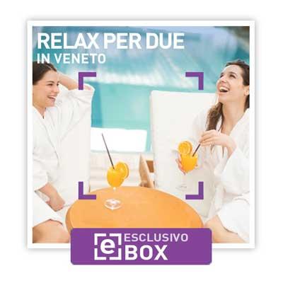 Relax per due in Veneto - Smartbox