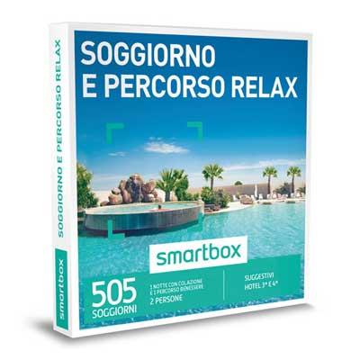 SOGGIORNO E PERCORSO RELAX - Smartbox