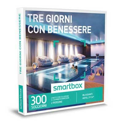 TRE GIORNI CON BENESSERE - Smartbox