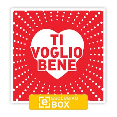 Ti voglio bene - Smartbox