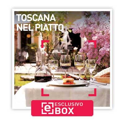 Toscana nel piatto - Smartbox