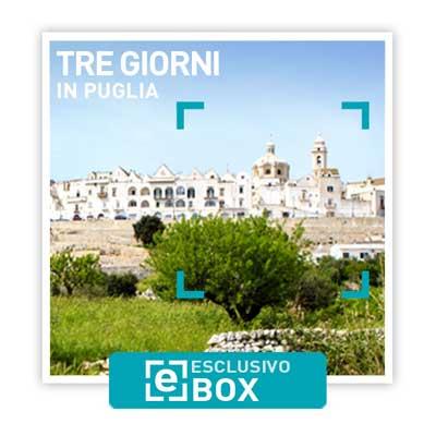 Tre giorni in Puglia - Smartbox