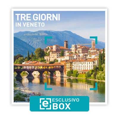 Tre giorni in Veneto - Smartbox