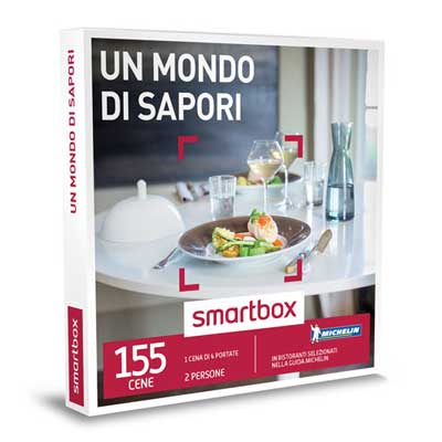 UN MONDO DI SAPORI - Smartbox