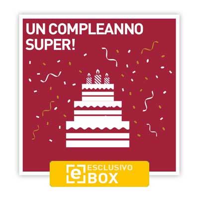 Un compleanno super! - Smartbox