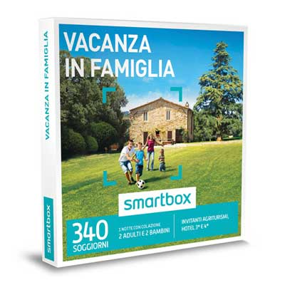 VACANZA IN FAMIGLIA - Smartbox