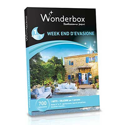 WEEK END D'EVASIONE - Wonderbox