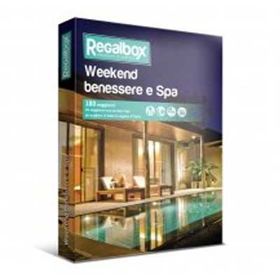 Weekend benessere e Spa - Regalbox