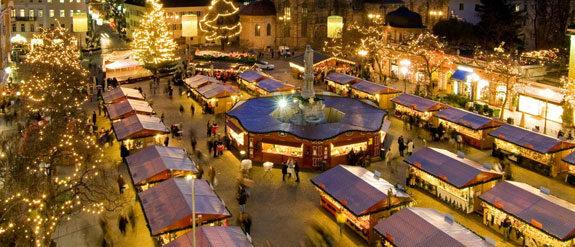 mercatini natale bolzano italia
