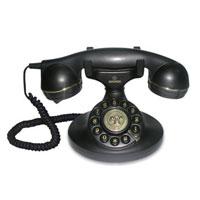 Telefono vintage per casa