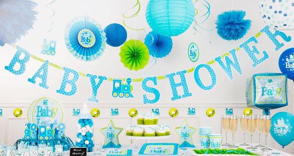 baby shower festa