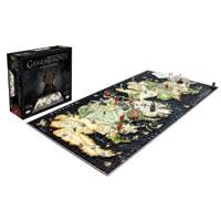 Puzzle 4D Game of Thrones