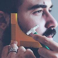 Sagoma per Barba