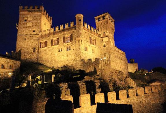 Pernottare in un castello