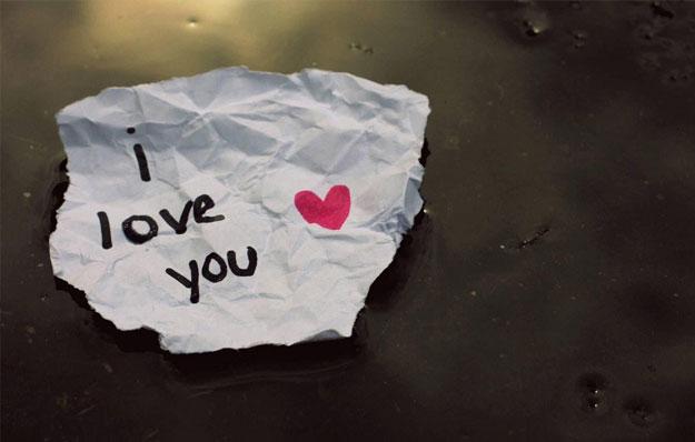 Frasi d'amore tratte da canzoni