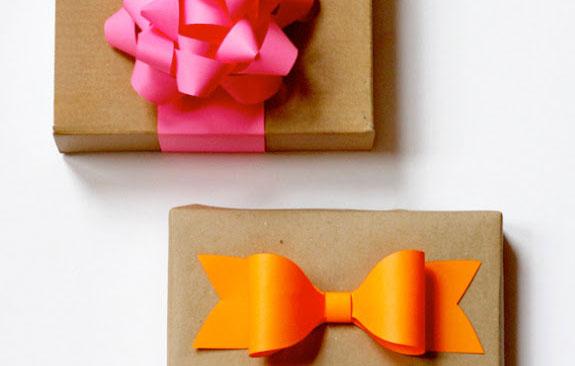 Pacchetti regalo originali e creativi