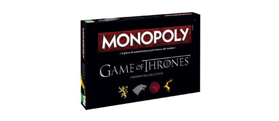 Monopoli di Game of Thrones