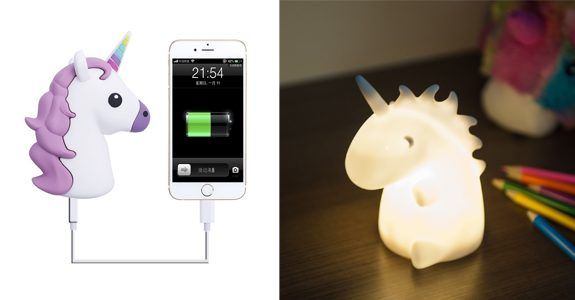 unicorno regali tecnologici