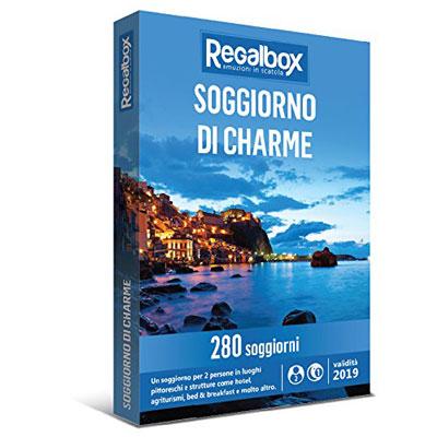Soggiorno di charme - Regalbox