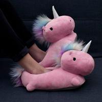 Pantofole Riscaldabili Unicorno