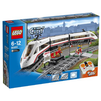 LEGO City Trains