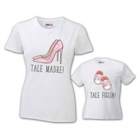 T-Shirt Mamma Bambino Fashion