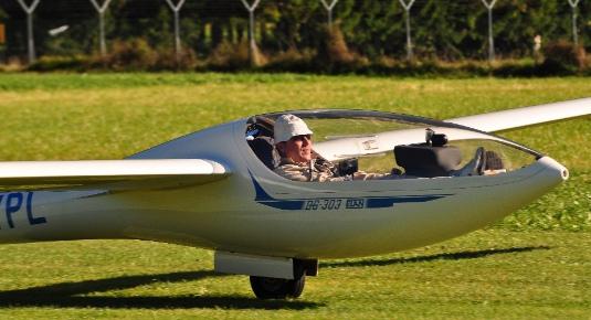 Pilotare un aliante - Bolzano