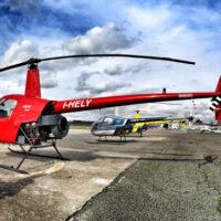 Pilotare un elicottero - Roma
