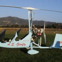 Volo in autogiro - Zona Lucca