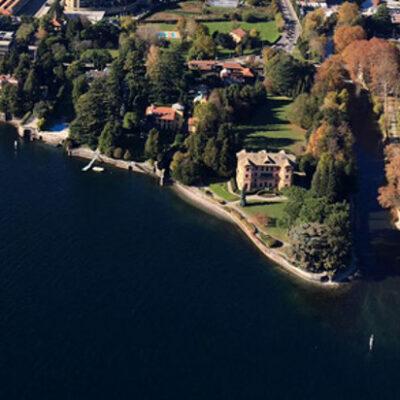 Volo in elicottero - Lago di Como