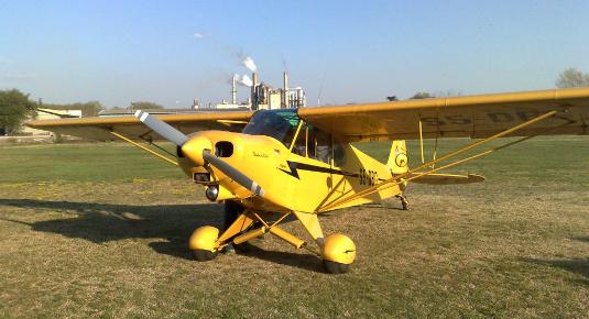 Pilotare un aeroplano - Zona Udine