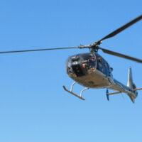 Volo in elicottero - Zona Venezia