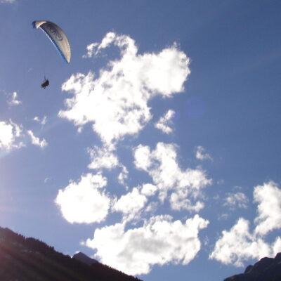 Volo in parapendio biposto - Zona Merano