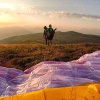 Escursione con volo in parapendio biposto - Zona Brunico