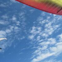 Volo in parapendio biposto - Zona Lago di Lecco