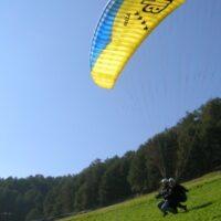 Volo parapendio biposto - Malles - BZ