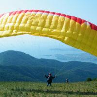Volo in parapendio biposto - Zona Bergamo