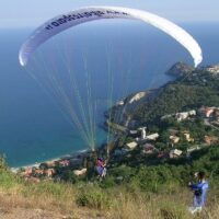 Volo in parapendio biposto - Zona La Spezia