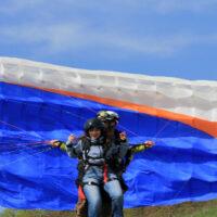 Volo in parapendio biposto - Lago di Garda Monte Baldo